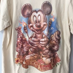 Disney Studio Collection Tiki Kingdom T-shirt